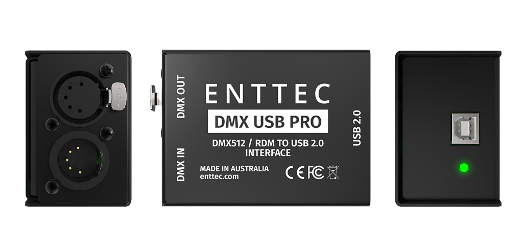 dmx usb interface