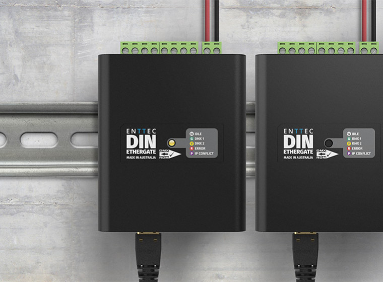 Introducing the DIN Ethergate