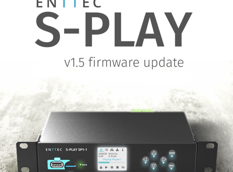 New S-PLAY firmware available (v1.5)